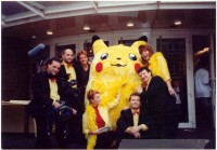 2001 Pokemon Film Premiere